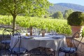 La Bastide de Marie is surrounded by vineyards and rolling hills.