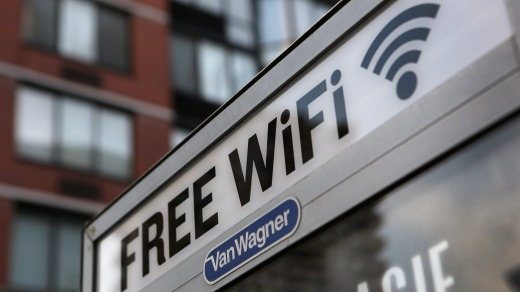 Free Wi-Fi hot spots are popping up around the world.
