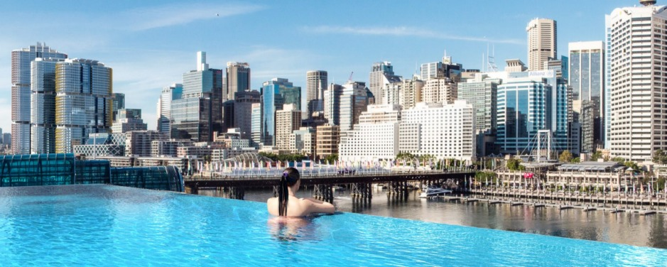 Sofitel Sydney will include a pool deck.