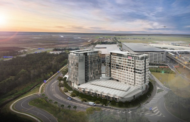 PULLMAN BRISBANE AIRPORT. OPENING: September. The Pullman Brisbane Airport will feature 130 rooms including two ...