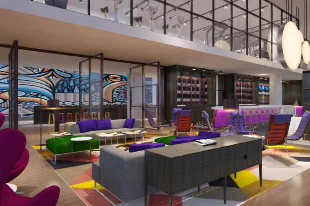ALOFT PERTH. OPENING: May. Aloft Perth will be the first hotel to open in Australia under Starwood's millennial brand. ...