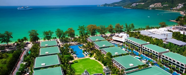 The Phuket Graceland Resort & Spa.