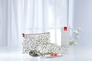 Didn't make the list: Emirates' new amenity kits in Economy Class which was introduced in July this year.