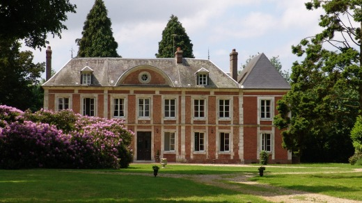 Manor House, Normandy.
