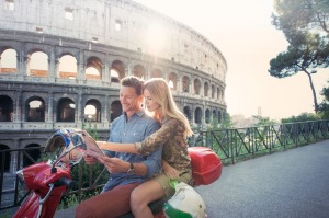 Win your own Roman Holiday for two with Celebrity Cruises and the Lavazza Italian Film Festival.