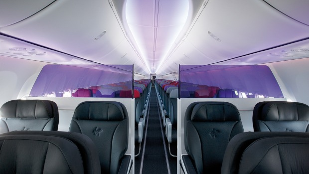 Airline review: Virgin Australia, economy class, Newcastle to Auckland