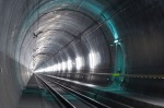 Gotthard Base Tunnel, Switzerland.