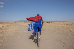 T Cycling Mkuru Safari Camp and Maasai Mto Wa Mbu, Tanzania .