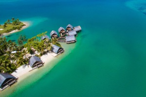 Holiday Inn Resort Vanuatu, featuring overwater bungalows, has recently opened in Port Vila.