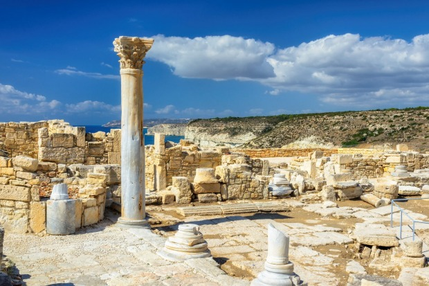 CYPRUS. The Mediterranean's third-largest island, divided into Turkish and Greek sectors, sits strategically between ...