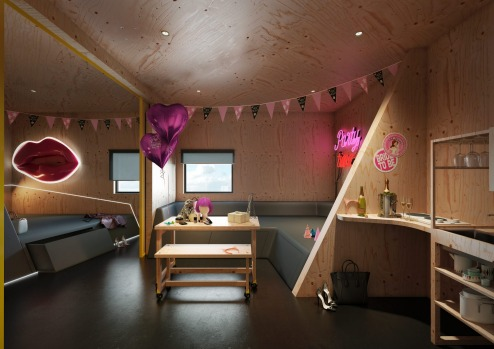 Joe&Joe youth hostel by AccorHotels.