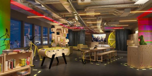 Happy House Showroom, Paris: Joe&Joe youth hostel by AccorHotels.