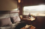 Platinum service cabin: The Ghan.