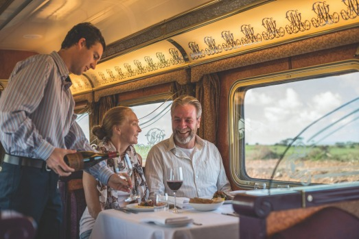 Quadrant bought Great Southern Rail, the owner of The Ghan, in September.