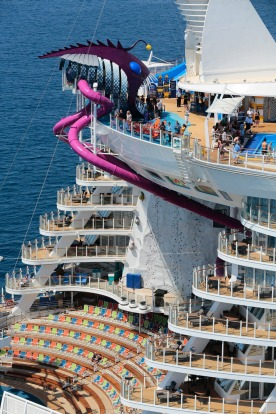 harmony of the seas life aboard the world s biggest cruise ship