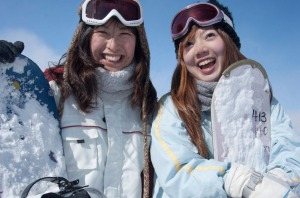 The snow has melted in Australia, so try Japan instead.