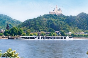 Cruise the Rhine River with Uniworld in 2017.