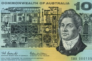 Francis Greenway. Sentenced to death for forgery, he became a celebrated architect in Australia.