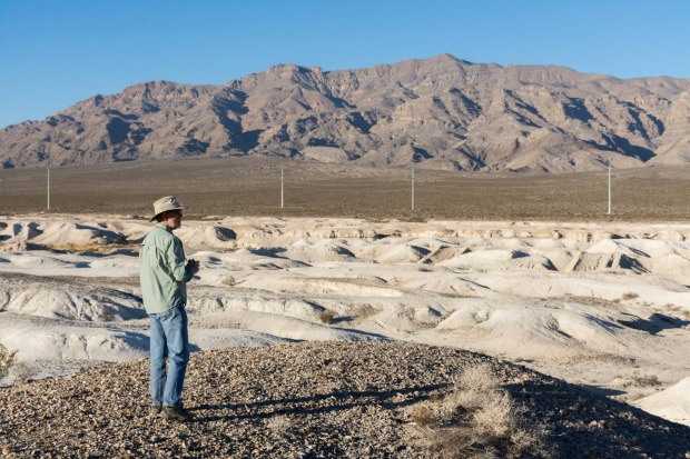 TULE SPRINGS FOSSIL BEDS NATIONAL MONUMENT, USA. Las Vegas just got a whole lot more interesting, with one of the ...