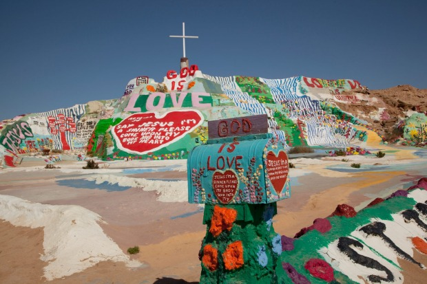 THE PLACE Slab City, US. For those who seek true freedom – freedom from rental payments, freedom from restrictions, ...