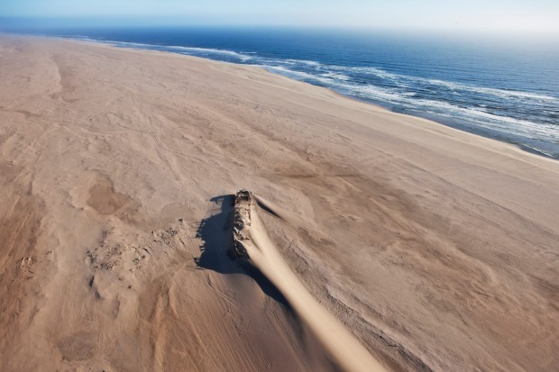 THE PLACE Skeleton Coast, Namibia. There is a creepy feeling as you drive down Namibia's Skeleton Coast, as the waves ...