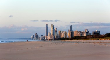 Surfers Paradise, Gold Coast. This early morning shot intrigued me with the thousands of rooms in all the high rise ...