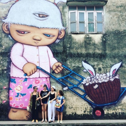 On a recent trip to Thailand we made a visit to Old Phuket Town, a very different destination to the newer Phuket most ...