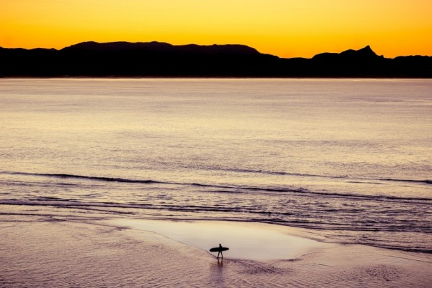 Byron Bay is a mecca for surfers and is also the home of one of Australia's original craft brewers, Stone & Wood.