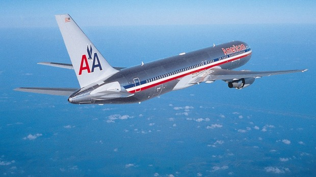 Airline Review American Airlines Economy Class San