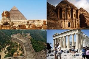 Which of these ancient sites is the oldest?