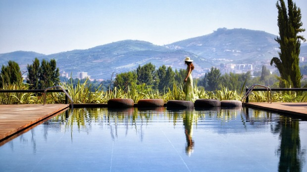 Six Senses Douro Valley where relaxation is everything.