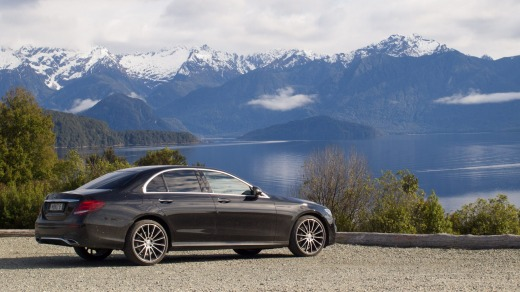 New Zealand: It's a perfect destination for a driving holiday.