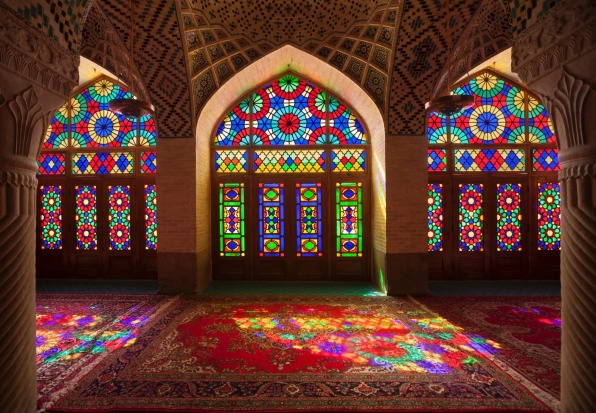 SHIRAZ, IRAN, MIDDLE EAST  WHAT IS IT A city of culture and poetry in south Iran.  FEEL-GOOD MOMENT Standing in the ...