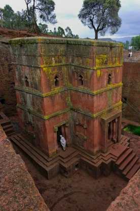 LALIBELA, ETHIOPIA, AFRICA  WHAT IS IT One of Ethiopia's holiest cities, famous for its monolithic rock-cut ...