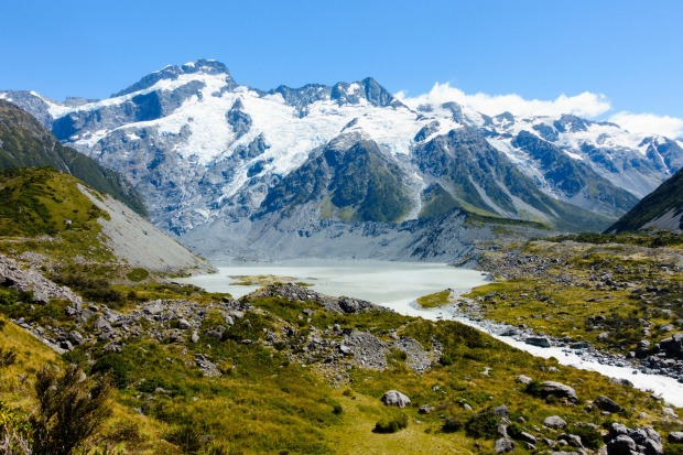 AORAKI MOUNT COOK, NZ  WHAT IS IT New Zealand's highest mountain (3754 metres) on the South Island.  FEEL-GOOD MOMENT ...