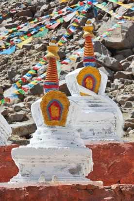 MOUNT KAILASH, TIBET, CHINA  WHAT IS IT Sacred peak in Tibet's Kailash mountain range.  FEEL-GOOD MOMENT Reaching the ...