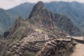 Macchu Picchu, the lost city of the incas.
