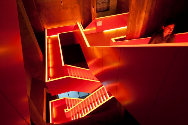 The Zollverein, Essen, Germany: The Ruhr, Germany's industrial heartland, is hardly plum on the tourist trail, But ...
