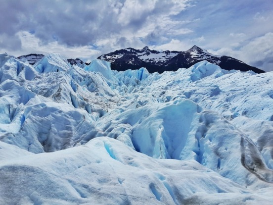 Trekking across the Perito Moreno glacier in Patagonia was like exploring a whole other world. Centuries of ice ...