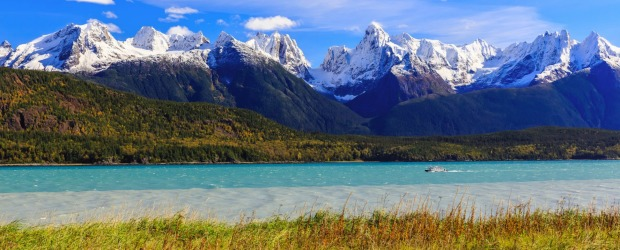 Book by end of August and save with this Alaska cruise and tour package.