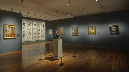 National Gallery Singapore.