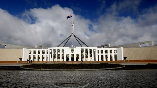 Parliament House: Allow plenty of time if you plan to visit.
