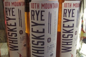 10th Mountain Whiskey and Spirit Company has a tasting room in the centre of town.