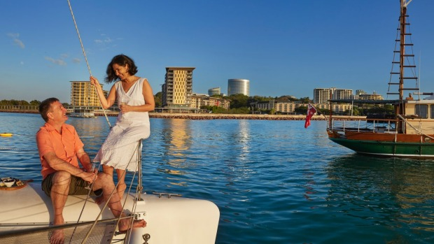 Get cheap flights to Darwin with Virgin Australia.