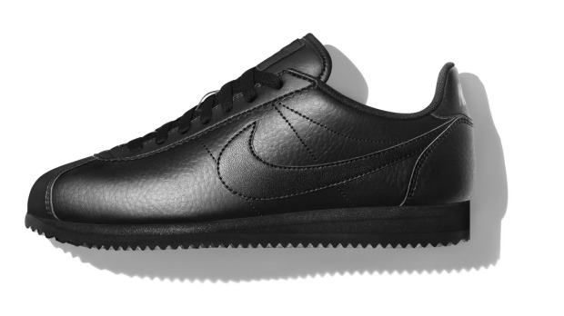 With the Beautiful X Powerful, Nike reinvents four of its iconic styles in black leather.