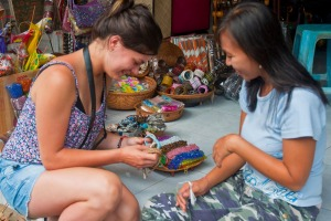 There's more to shopping in Bali than knockoffs, Bintang singlets and cheap sarongs.