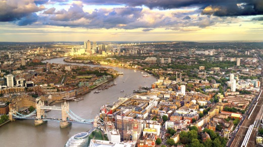 London measures up to be named world's best city.