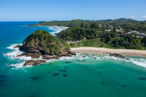 Nobby Head, Port Macquarie.