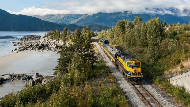 Alaska S Coastal Classic Train The World S Most Scenic