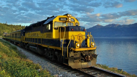 Alaska's Coast Classic is one of the world's most spectacular train journeys.